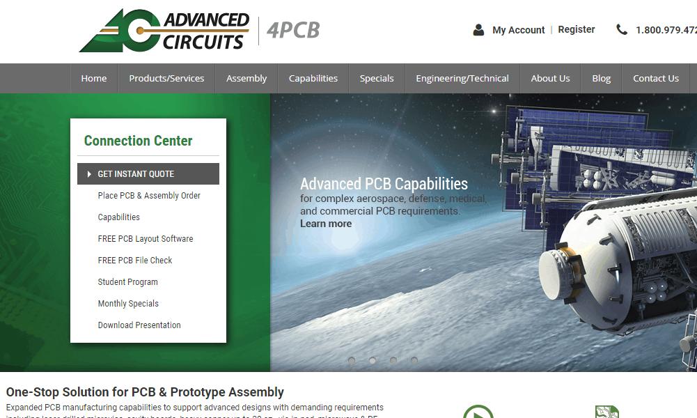 China PCB Manufacturer 4PCB