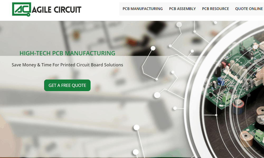 China PCB Manufacturer Agile Circuit
