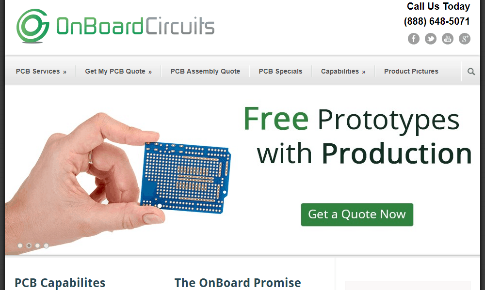 PCB Assembly Company OnBoard Circuits