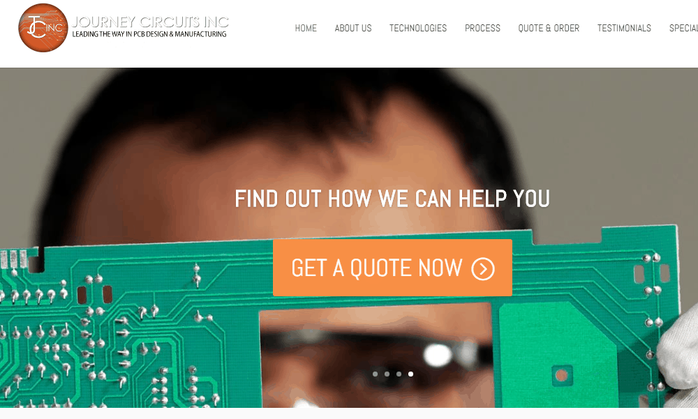 Prototype PCB Assembly Journey Circuits Inc
