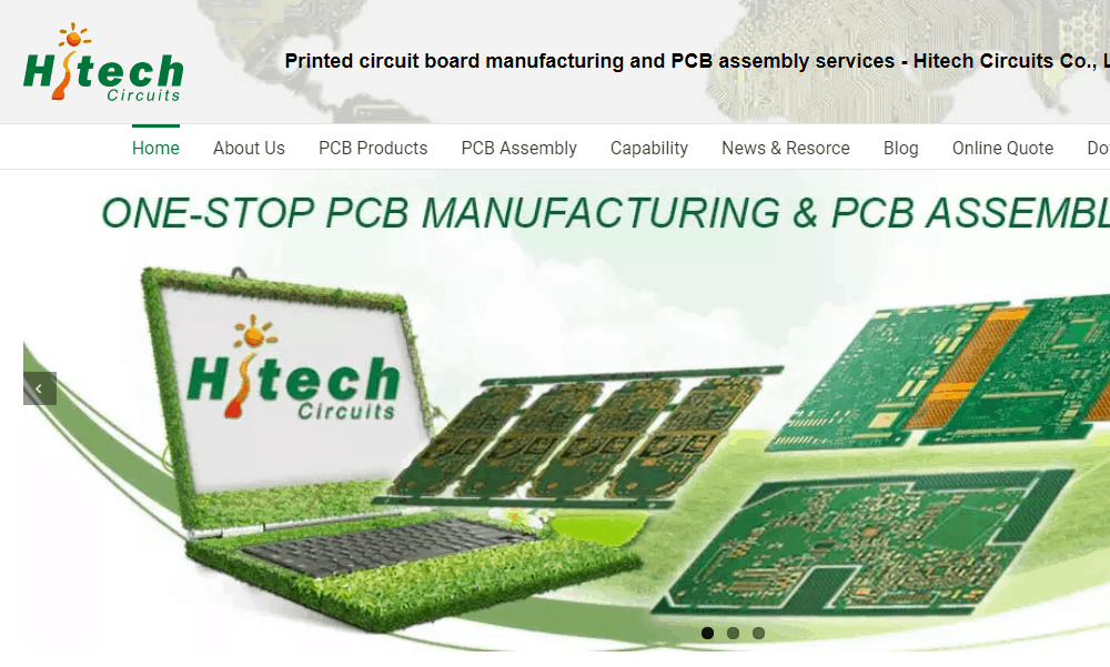 PCB Assembly Company Hitech Circuits