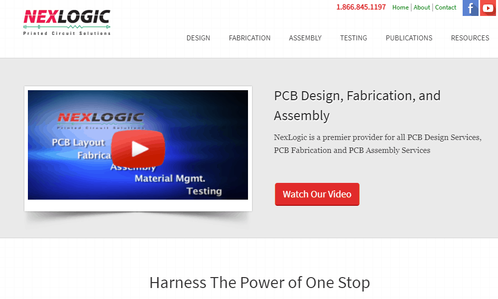 PCB Assembly Company NexLogic