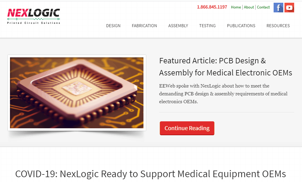 PCB Assembly Companies In San Jose nexlogic