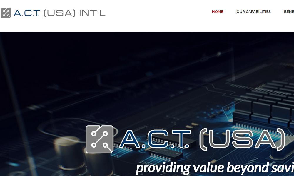 PCB Assembly Company A.C.T