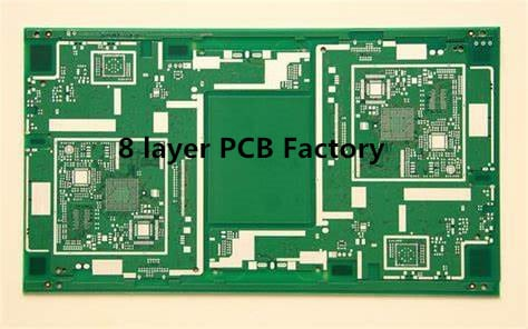 8 layer pcb factory