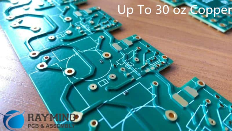 heavy pcb copper