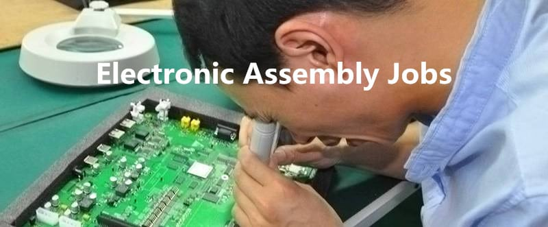 Electronic Assembly Jobs