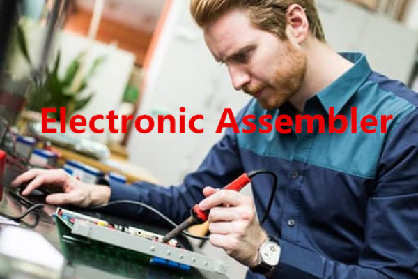 How You Can Qualify For Electronic Assembly Jobs