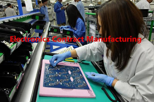 How To Find A Suitable Electronics Contract Manufacturer