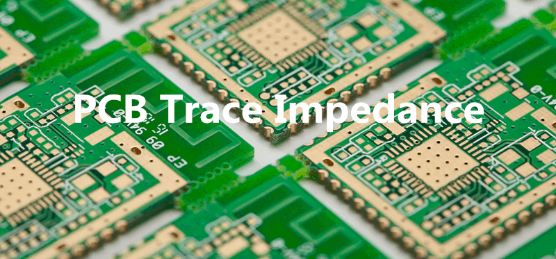 pcb trace impedance