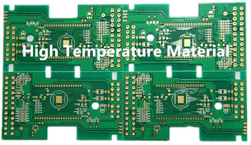 high temperature material