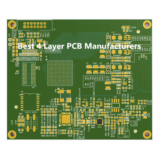Best 4 Layer PCB Manufacturers