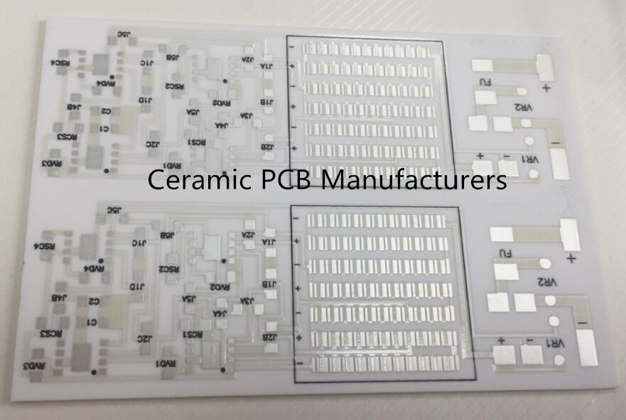 Ceramic PCB Manufacturers