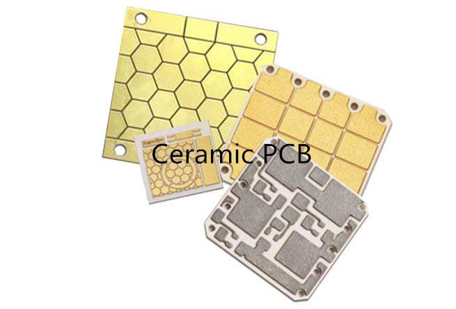 Ceramic PCB cost