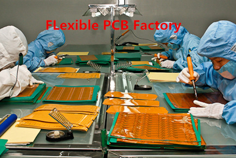 FLexible PCB Factory