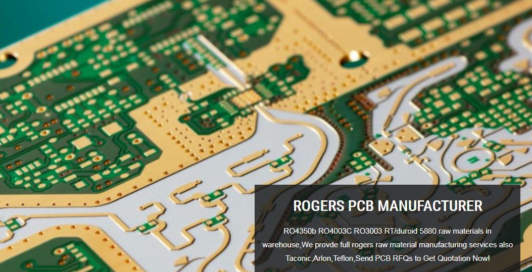 rogres pcb manufacturer