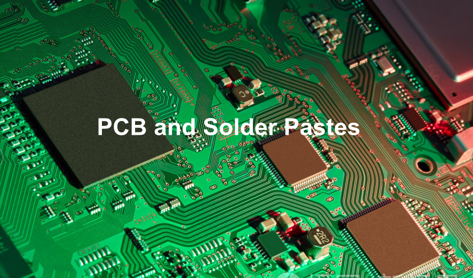 PCB and Solder Pastes