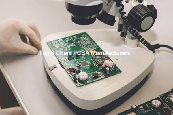 Top 8 China PCBA Manufacturers