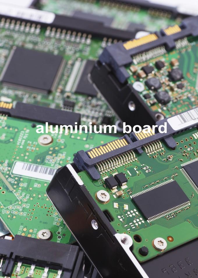 aluminium board